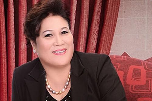 Bà Võ Thị Thanh, Chủ tịch HĐQT Công ty cổ phần Thuận Thảo Nam Sài Gòn.
