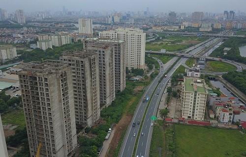 Ký túc xá nghìn tỷ ở Hà Nội được chuyển thành nhà ở công nhân - ảnh 1