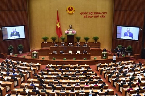 Phân công chuẩn bị tài liệu bổ sung trình Quốc hội