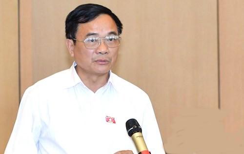 Nguyên Phó chủ tịch Thanh Hoá 'xin bố trí công việc' sau khi bị cách chức - ảnh 1