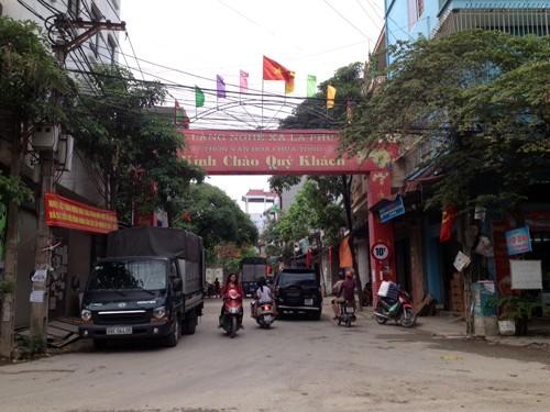 Hà Nội: Làng nghề La Phù sắp có khu thương mại dịch vụ rộng 9,9ha