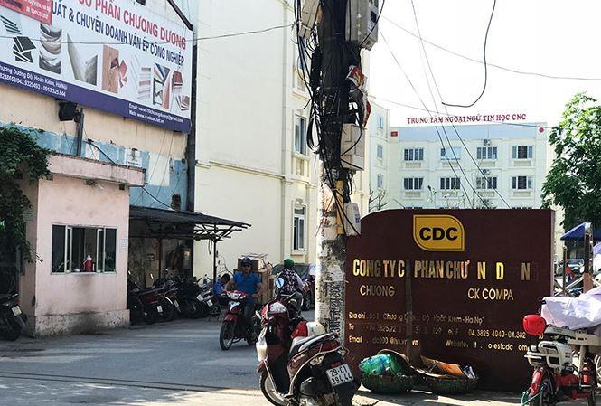 'Xẻ thịt' cho thuê hàng nghìn mét đất trung tâm quận Hoàn Kiếm