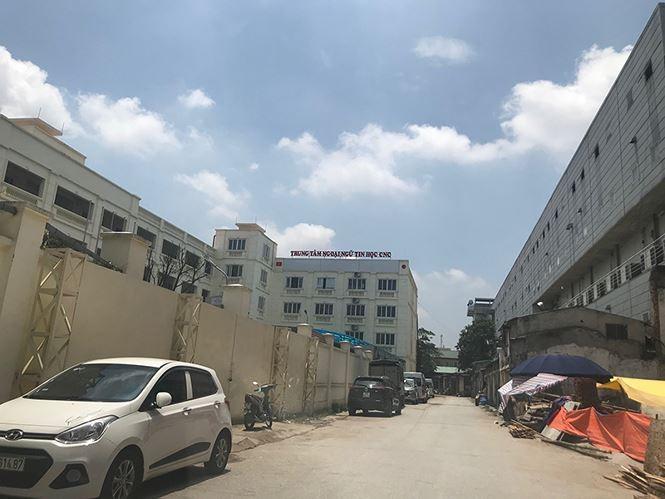 'Xẻ thịt' cho thuê hàng nghìn mét đất trung tâm quận Hoàn Kiếm - ảnh 1