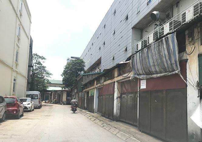 'Xẻ thịt' cho thuê hàng nghìn mét đất trung tâm quận Hoàn Kiếm - ảnh 6