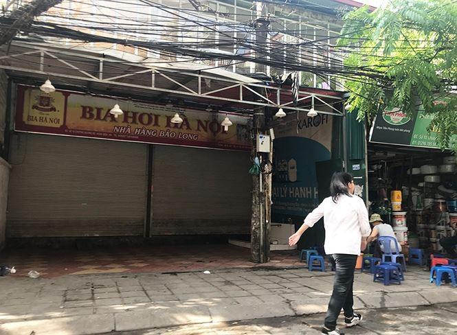 'Xẻ thịt' cho thuê hàng nghìn mét đất trung tâm quận Hoàn Kiếm - ảnh 8