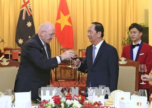 Việt Nam rất tự hào có một người bạn, một đối tác như Australia - ảnh 1