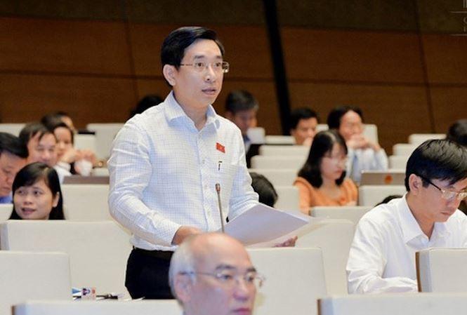 Đại biểu Quốc hội Nguyễn Văn Cảnh