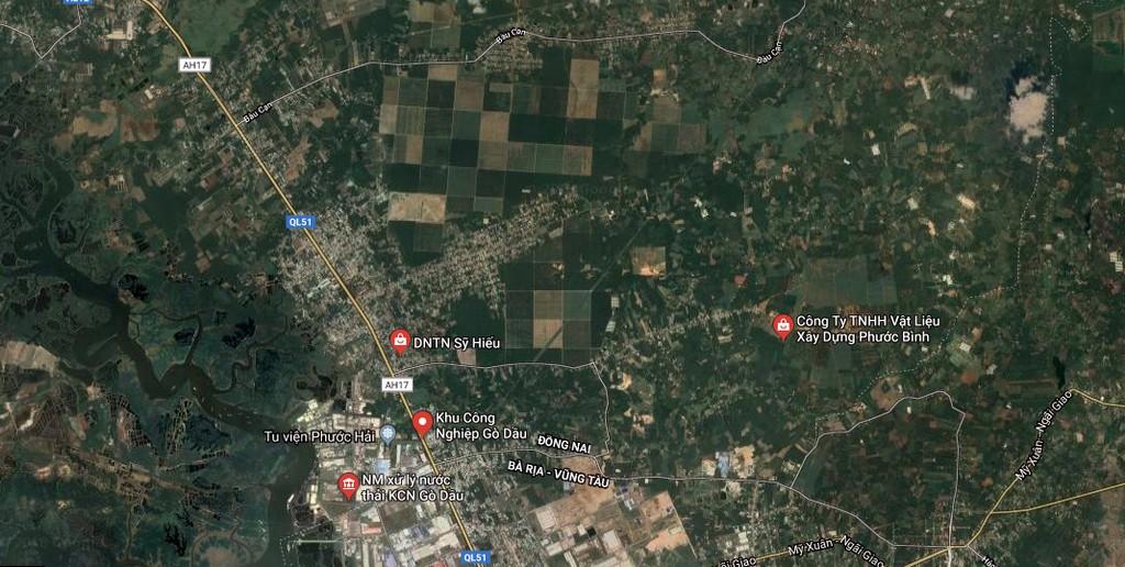 Đồng Nai chỉ định thầu dự án BT đường Phước Bình 492 tỷ đồng
