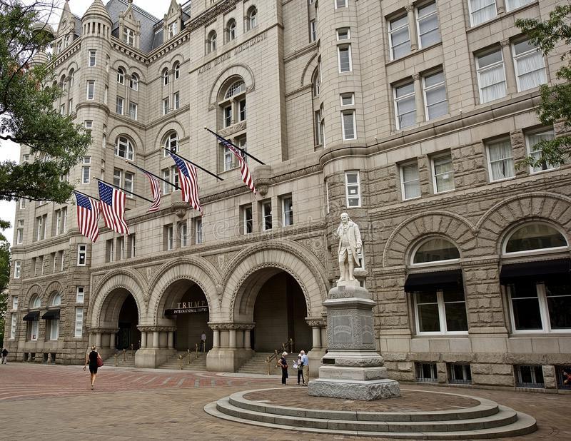 Khách sạn Trump International Hotel Washington, D.C sẽ là địa điểm tổ chức roadshow của Tập đoàn FLC
