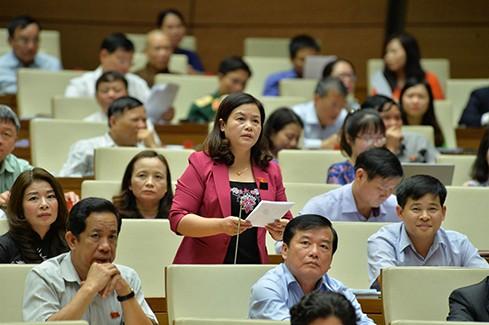 Phó Thủ tướng Vương Đình Huệ trả lời chất vấn - ảnh 2