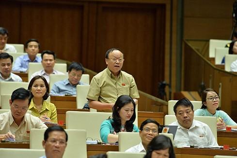 Phó Thủ tướng Vương Đình Huệ trả lời chất vấn - ảnh 3