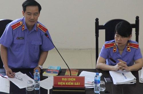 Em trai ông Đinh La Thăng được VKS Cấp cao đề nghị giảm án - ảnh 1