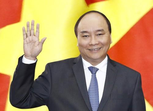Thủ tướng Chính phủ Nguyễn Xuân Phúc sẽ tham dự Hội nghị Thượng đỉnh G7 mở rộng và thăm Canada từ ngày 8 - 10/6/2018. Ảnh: TTXVN