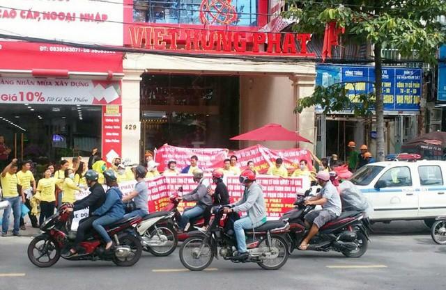 Công ty Kim Phát bị nhiều khách hàng tố cáo về hành vi lừa đảo chiếm đoạt tài sản.
