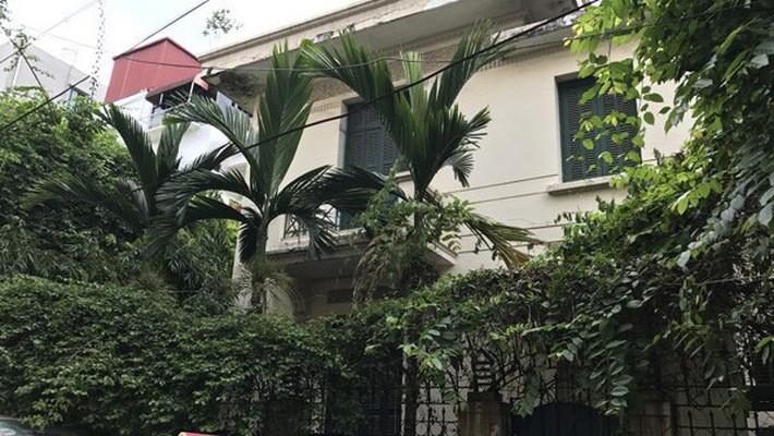 Hà Nội sẽ đấu giá cho thuê biệt thự cựu Chủ tịch Hoàng Văn Nghiên từng ở