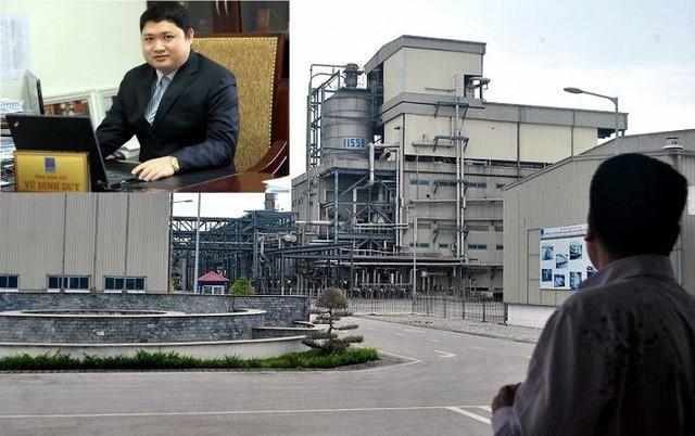 Vũ Đình Duy, cựu TGĐ PVTex cùng cựu Chủ tịch HĐQT Trần Trung Hiếu bị cáo buộc nhận hối lộ 6 tỉ đồng trong thương vụ liên kết PVTex.