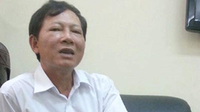 Ông Nguyễn Đức Sơn từng bị kỷ luật vào năm 2013 do dùng gậy chơi golf đánh nhân viên phục vụ ở sân golf Tam Đảo