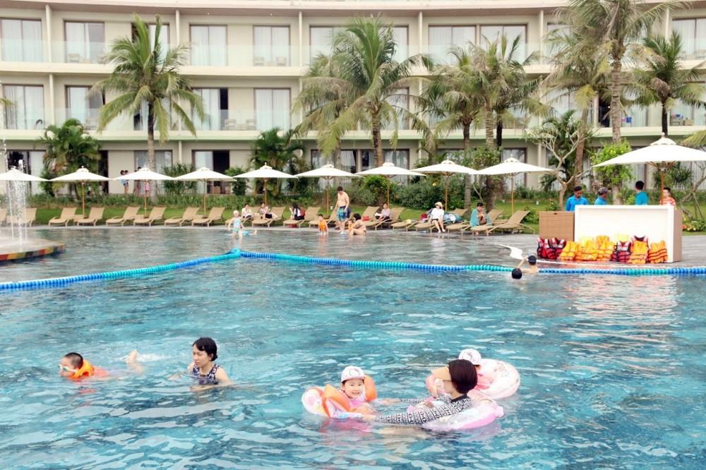 Cho một mùa hè lý thú cùng cả gia đình với gói nghỉ dưỡng Happy Family từ Tập đoàn FLC - ảnh 1