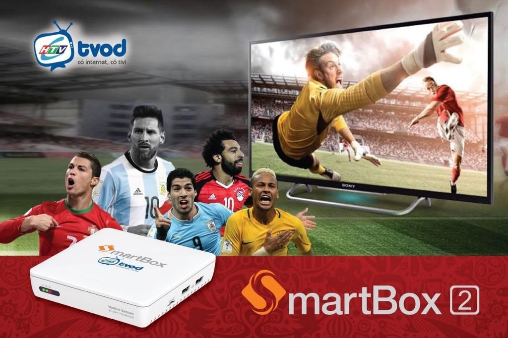 VNPT SmartBox 2 – Trải nghiệm công nghệ truyền hình thế hệ mới cho mùa World Cup - ảnh 1