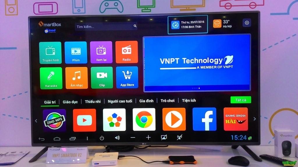 VNPT SmartBox 2 – Trải nghiệm công nghệ truyền hình thế hệ mới cho mùa World Cup - ảnh 2