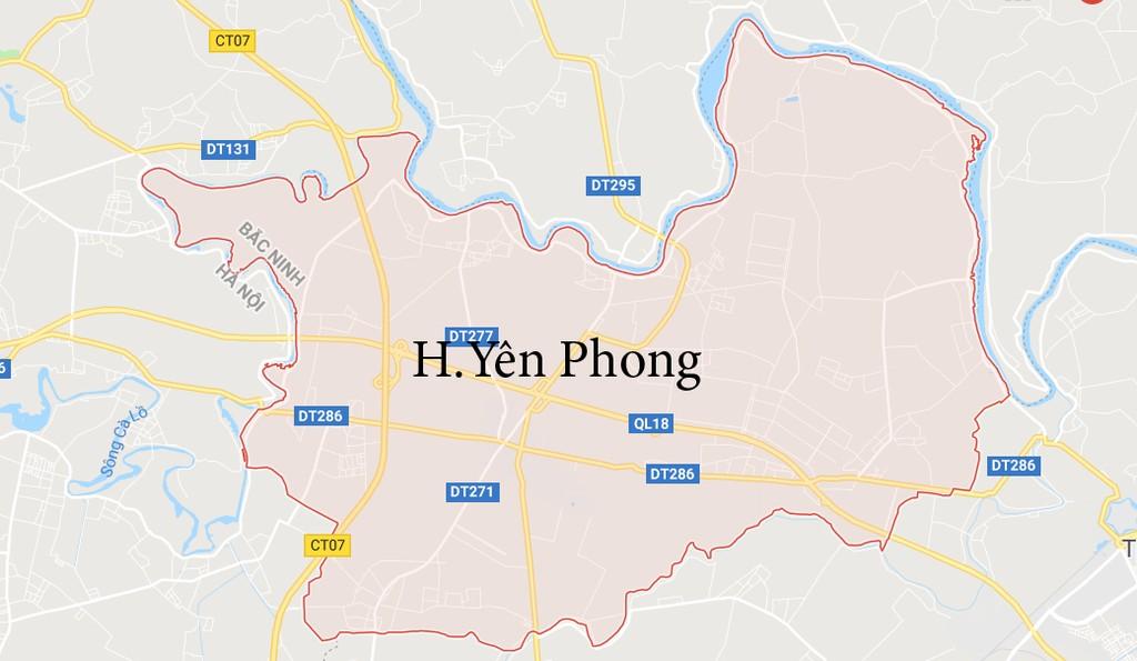 Bắc Ninh gọi nhà đầu tư 2 dự án BT tại Yên Phong hơn 615 tỷ đồng