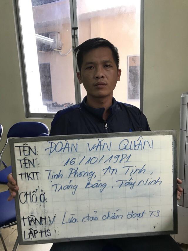 Quảng Nam: Bắt nhóm lừa đảo qua điện thoại gần 7 tỉ đồng - ảnh 1