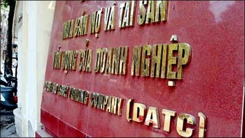 DATC sẽ mua nợ 3.000 tỷ trong năm 2018, tiếp tục tái cơ cấu Vinalines, SBIC