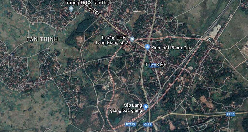 Liên danh Xây dựng 179 - Vũ Thịnh được chỉ định thầu dự án BT gần 136 tỷ đồng