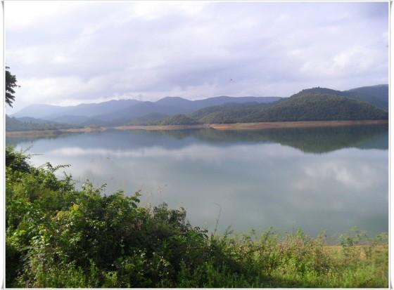 Hồ chứa nước Liệt Sơn, nằm trong số các dự án đấu thầu rộng rãi trong quý 4,2018. Ảnh Internet