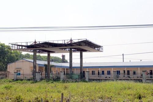 Dự án nhà máy nhiên liệu sinh học Phú Thọ được đầu tư hàng nghìn tỉ đồng nhưng vẫn như bãi cỏ hoang.