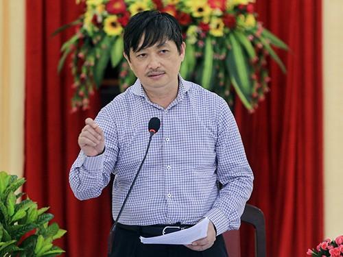Ông Đặng Việt Dũng - Trưởng Ban Tuyên giáo Thành ủy Đà Nẵng.