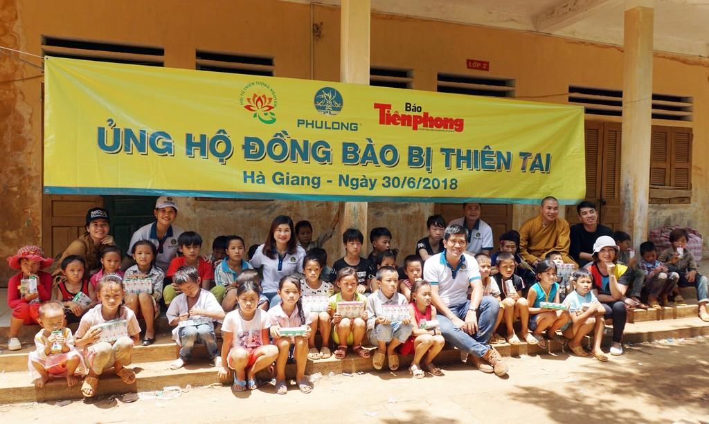 Địa ốc Phú Long hướng về vùng lũ Hà Giang - ảnh 4