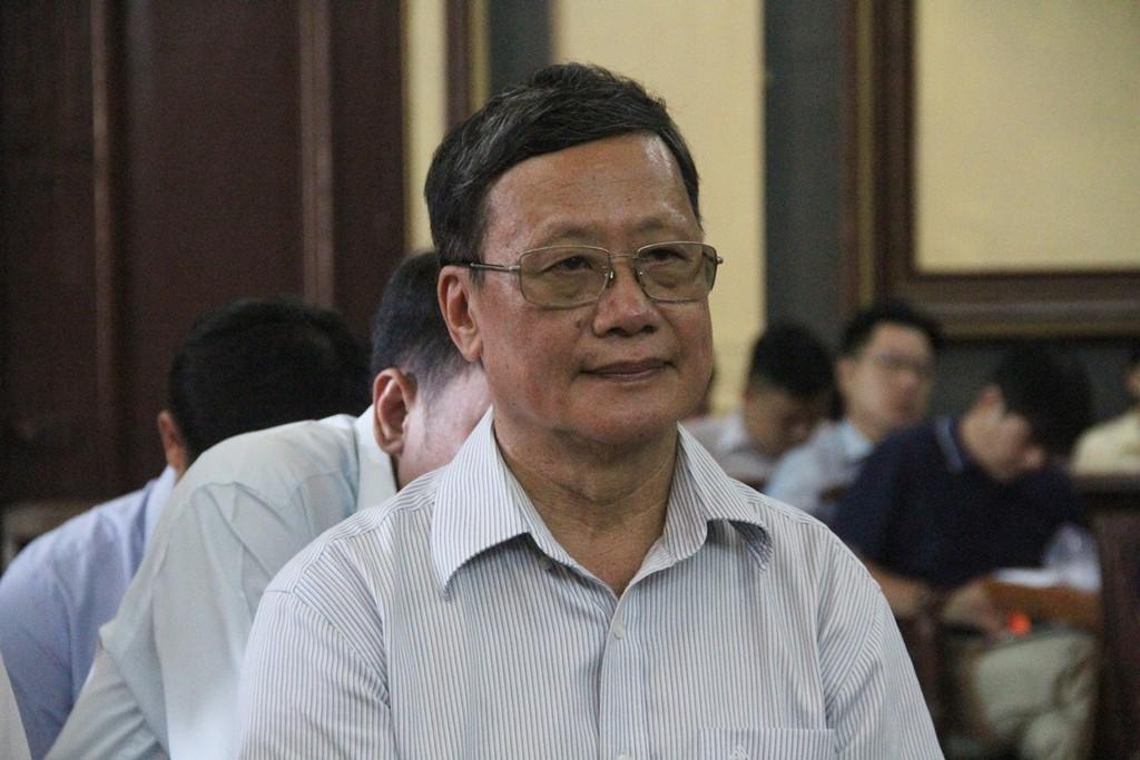 Bị cáo Huỳnh Nam Dũng.