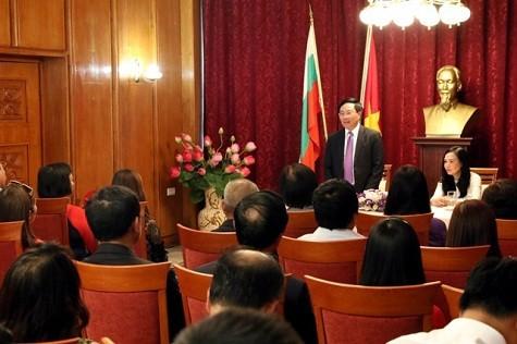 Phó Thủ tướng Phạm Bình Minh thăm chính thức Bulgaria - ảnh 4
