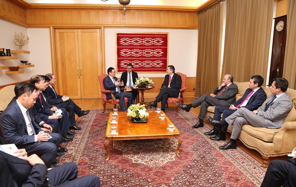 Việt Nam và Chile sẽ thúc đẩy tự do thương mại, đầu tư - ảnh 1