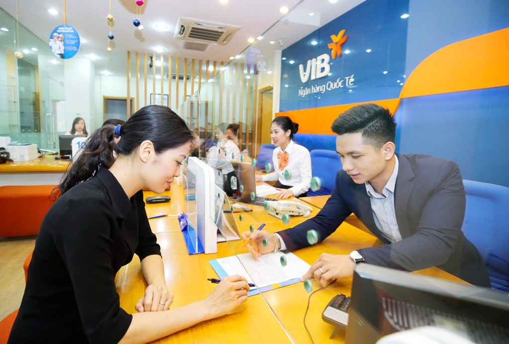 6 tháng đầu năm: VIB báo lãi ròng 1.151 tỷ đồng, tăng 201% so với cùng kỳ 2017