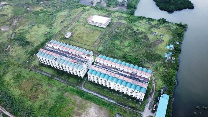 Dự án gần 320 tỷ đồng bị bỏ hoang ở Hải Phòng - ảnh 1