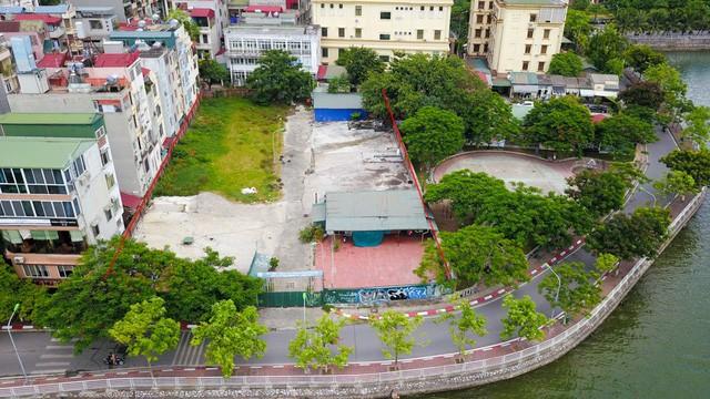 """Mới đây, UBND TP Hà Nội vừa có chủ trương thu hồi khu đất rộng 2.599 m2 được coi là """"đất kim cương"""" để xây dựng trường mầm non công lập."""