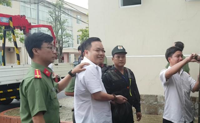 Nguyễn Huỳnh Đạt Nhân, thời điểm bị bắt có thái độ rất ngạo mạn