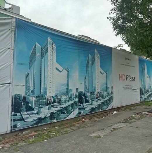 Khu đất tại góc đường Phan Đình Phùng - Võ Văn Tần diện tích 1.329,4 m2 cho một công ty thuê không qua đấu giá