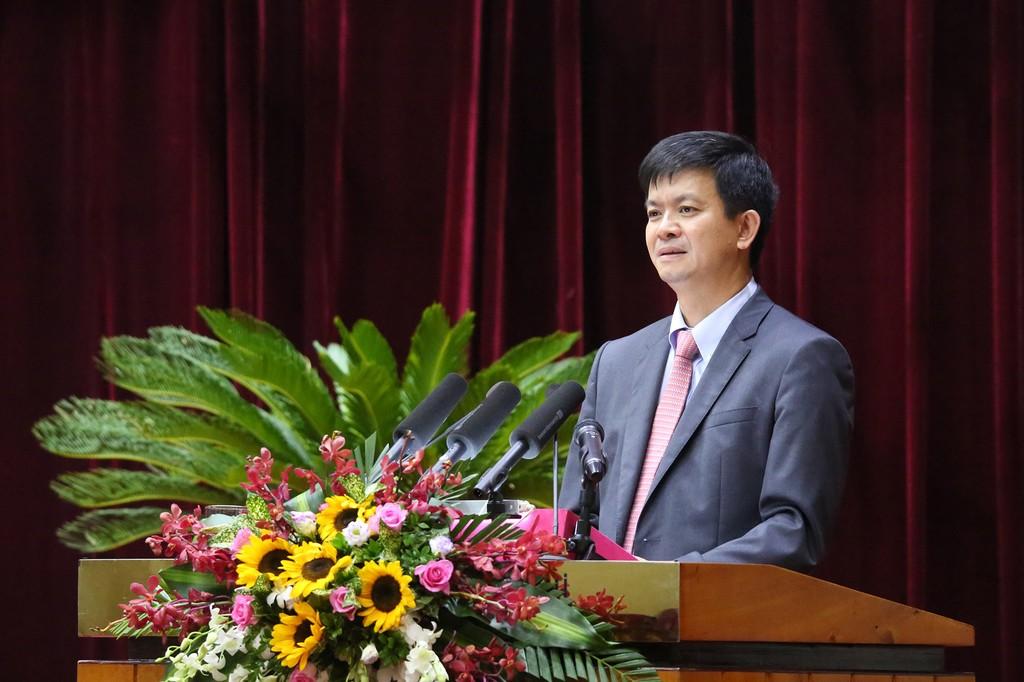 Công bố quyết định luân chuyển Chủ tịch HĐQT Vietinbank về tỉnh Quảng Ninh  - ảnh 1