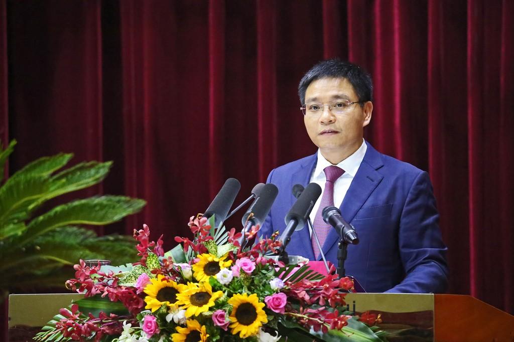 Công bố quyết định luân chuyển Chủ tịch HĐQT Vietinbank về tỉnh Quảng Ninh  - ảnh 2