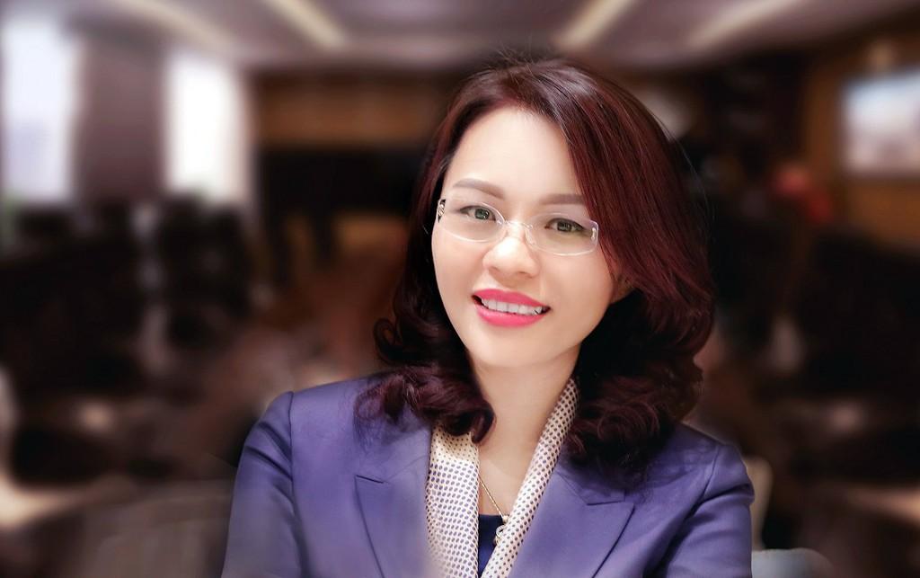 Bà Hương Trần Kiều Dung