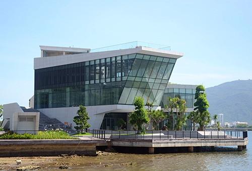 Dự án bến du thuyền của ông Phan Văn Anh Vũ bên sông Hàn.