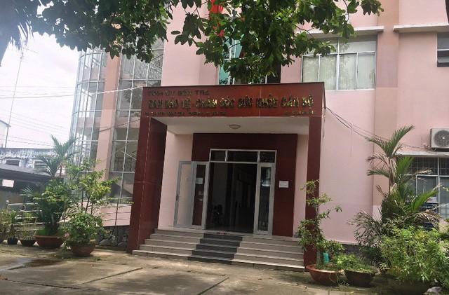 Ban bảo vệ chăm sóc sức khỏe cán bộ tỉnh Bến Tre - nơi công tác của hai thủ quỹ vừa bị khởi tố