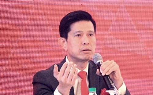Ông Neo Gim Siong Bennett - Tổng giám đốc Sabeco.