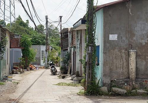 Gần 1.800 căn nhà xây không phép tại khu vực dự án Ga đường sắt Đà Nẵng