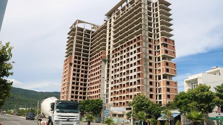 Dự án khu chung cư cao cấp The Summit của Công ty TNHH Đất Kinh tuyến số Một phường Thọ Quang, quận Sơn Trà, Đà Nẵng.