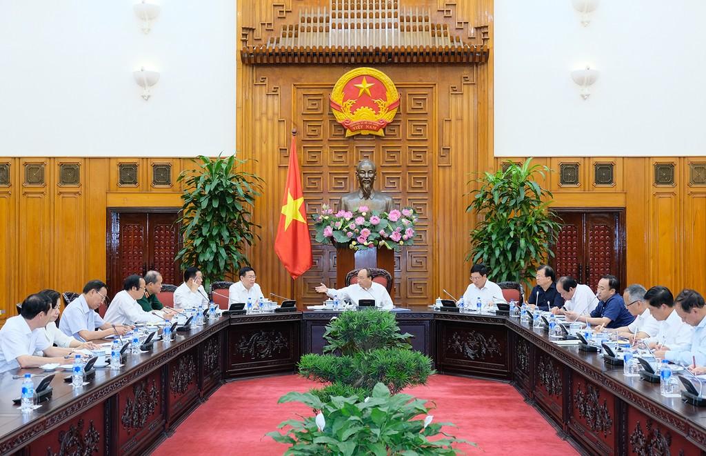 Thủ tướng: Không cấp mới giấy phép nhập phế liệu vào Việt Nam - ảnh 1