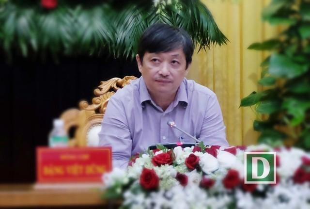 Ông Đặng Việt Dũng thôi giữ chức Trưởng Ban Tuyên giáo Thành uỷ Đà Nẵng để nhận công tác tại UBND TP với chức danh Phó Chủ tịch UBND thành phố khoá IX nhiệm kỳ 2016 - 2021